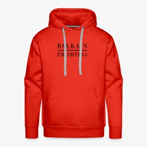 Balkain Prishtina - Männer Premium Hoodie