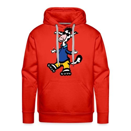 Cowly Skate Top - Männer Premium Hoodie