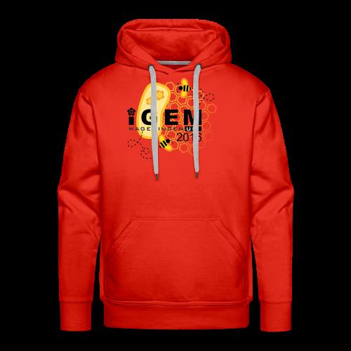 Logo - shirt women - Mannen Premium hoodie