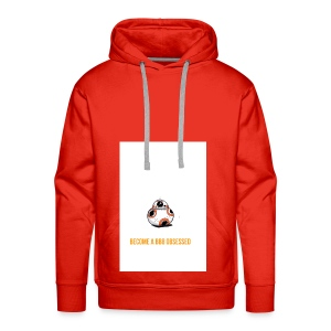 Become a BB8 obsessed - Men's Premium Hoodie
