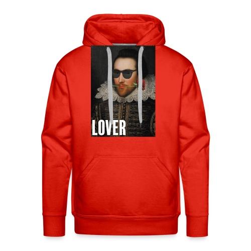 Shakespeare, ce lover - Sweat-shirt à capuche Premium pour hommes
