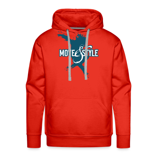 Move and Style Dance Academy - Männer Premium Hoodie