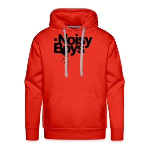 Noisy Boys Splash Classic - Sweat-shirt à capuche Premium pour hommes