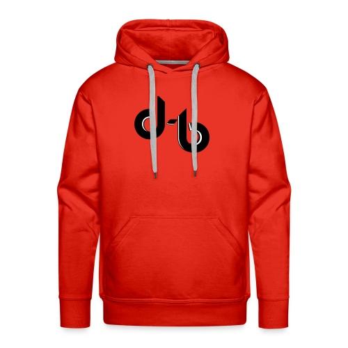 DagelijksHaaDee - Mannen Premium hoodie