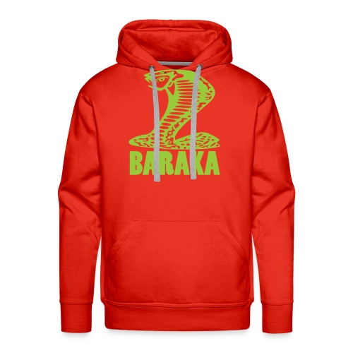 BARAKA La Mode qui prend soin de toi - Sweat-shirt à capuche Premium pour hommes