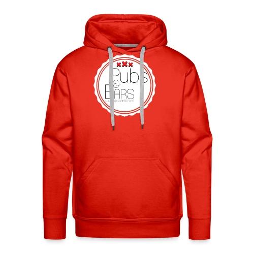 PubsnBars - Mannen Premium hoodie
