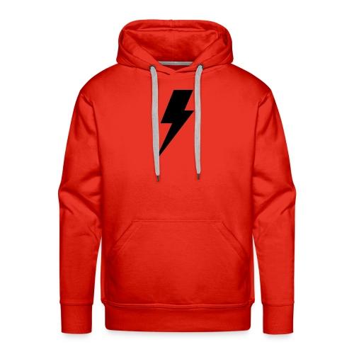 Cicatrice éclair HP - Sweat-shirt à capuche Premium pour hommes