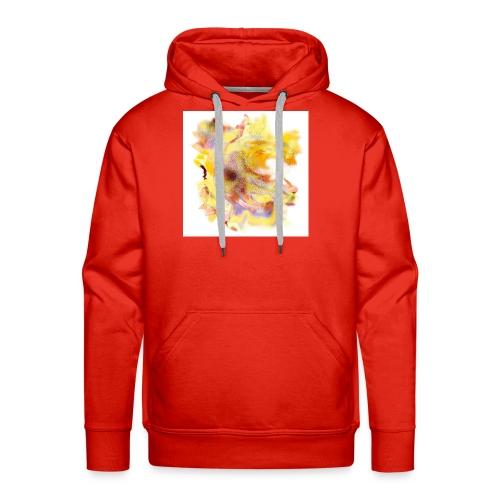 G painter 49. Roche - Sweat-shirt à capuche Premium pour hommes