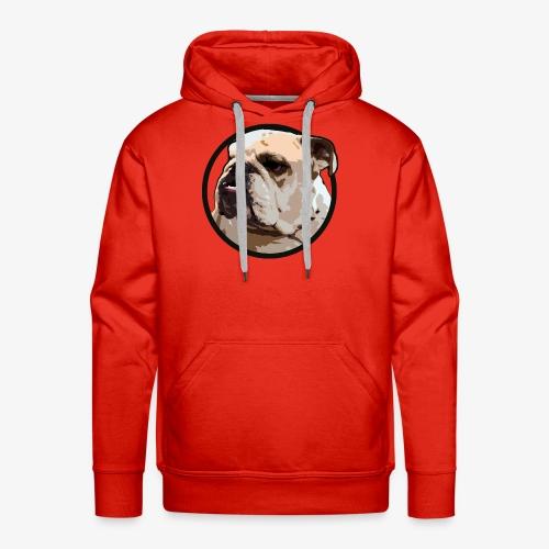 Bulldog - Men's Premium Hoodie