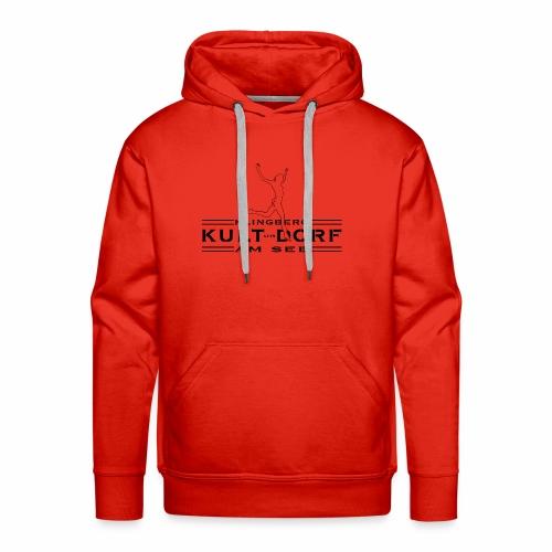 Klingberg Klassik-Shirt - Männer Premium Hoodie