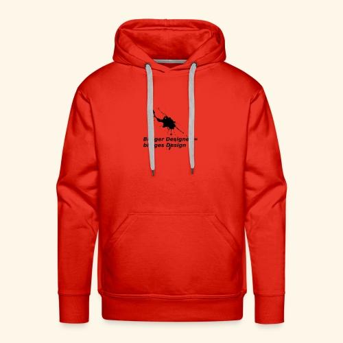BilligesDesign - Männer Premium Hoodie