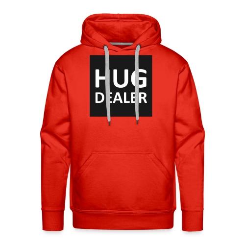 Hug Dealer - Men's Premium Hoodie