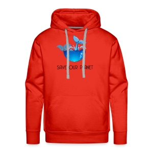Save our planet - Men's Premium Hoodie