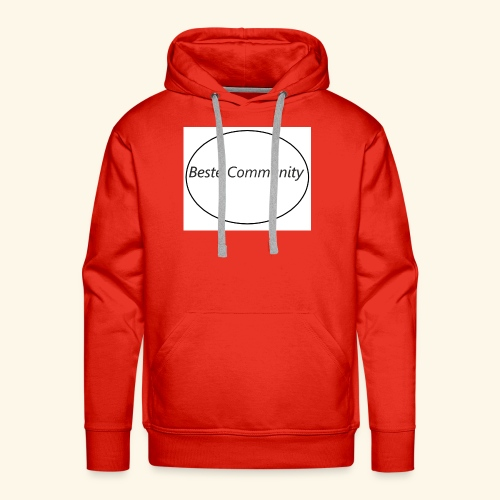 Community - Männer Premium Hoodie