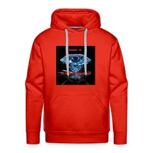Random LR Logo - Mannen Premium hoodie