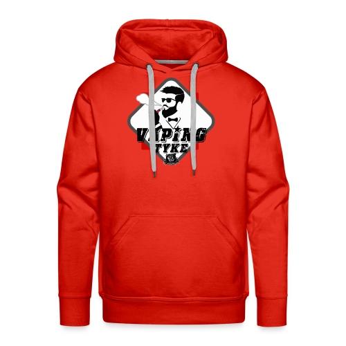 the Vaping tyke - Men's Premium Hoodie