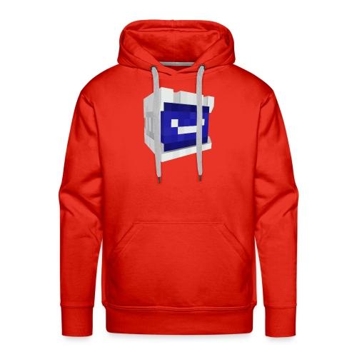 Rqb hoofd - Mannen Premium hoodie