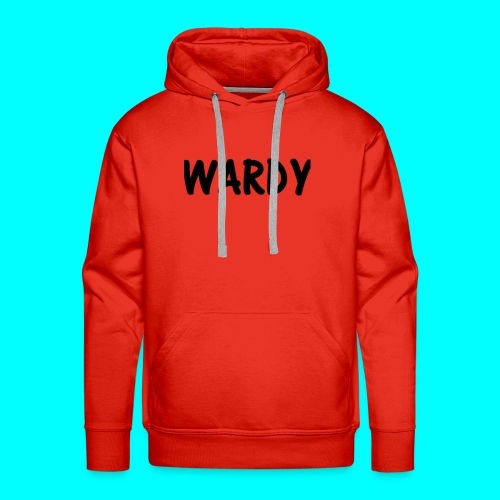 Wardy - Men's Premium Hoodie