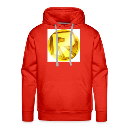 Razzerzlogoshirt - Men's Premium Hoodie