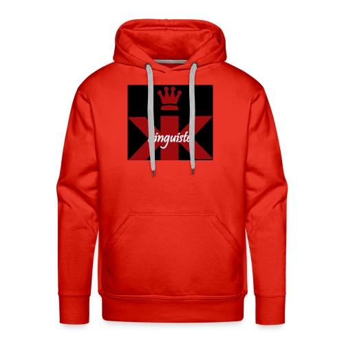 Binguiste - Sweat-shirt à capuche Premium pour hommes