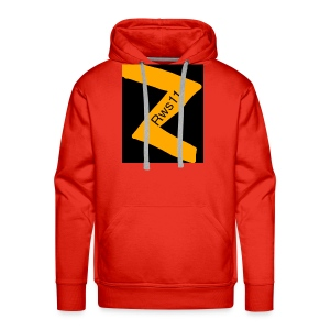 Lightning stunts - Men's Premium Hoodie