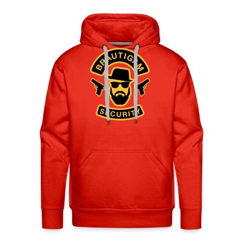 Bräutigam Security - JGA T-Shirt - Bräutigam Shirt - Männer Premium Hoodie