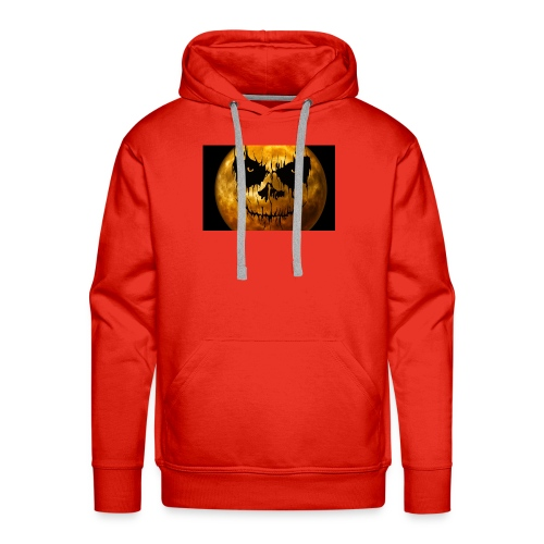 Halloween Mond Shadow Gamer Limited Edition - Männer Premium Hoodie
