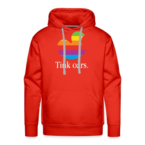 Tink oars - Mannen Premium hoodie
