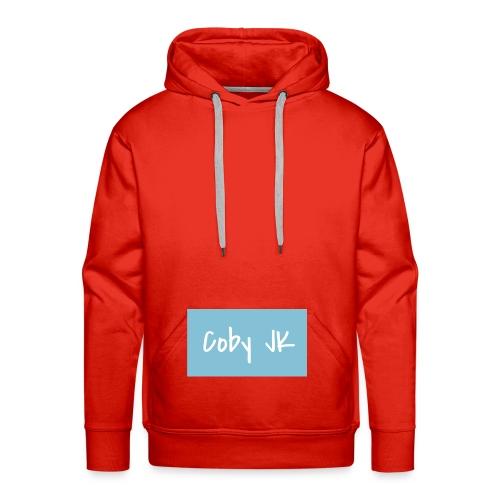 Coby JK - Men's Premium Hoodie