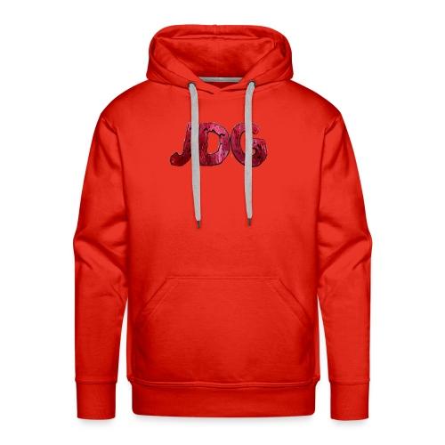 JustDanielGames - Mannen Premium hoodie