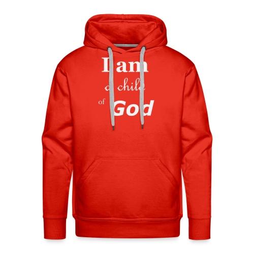 Child of God - Mannen Premium hoodie