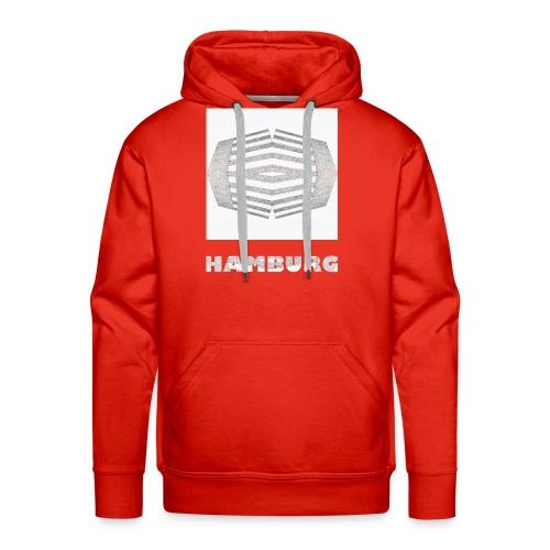 Hamburg #2 - Männer Premium Hoodie