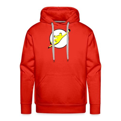 NMBR1 flash - Männer Premium Hoodie