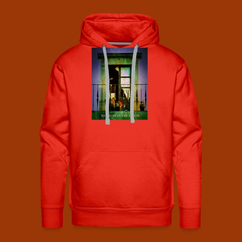 Windows in the Heart - Men's Premium Hoodie