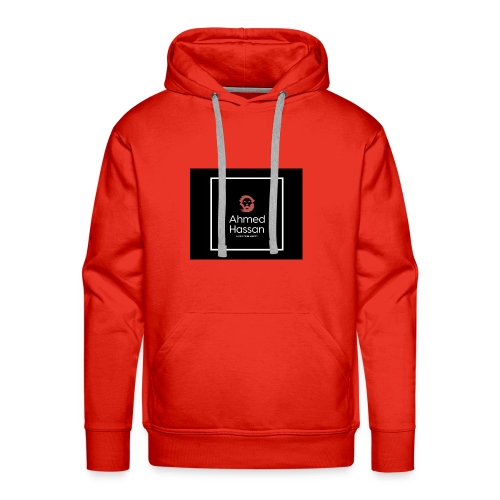 Ahmed Hassan Merch - Men's Premium Hoodie