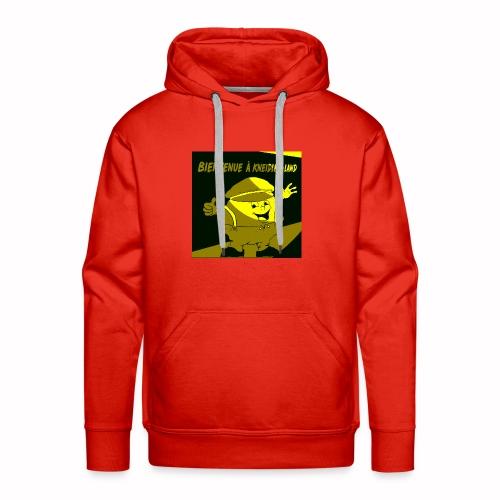 mecano - Sweat-shirt à capuche Premium pour hommes