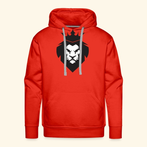 Royal Lion - Sweat-shirt à capuche Premium pour hommes