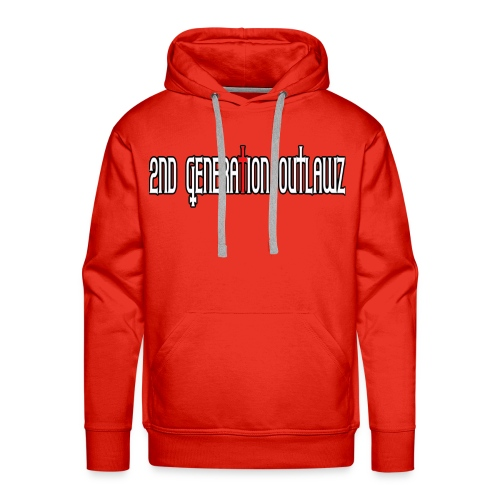 2nd Generation Outlawz / 2go - Men's Premium Hoodie