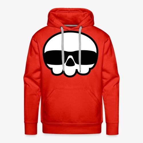 Arragash Skull - Männer Premium Hoodie