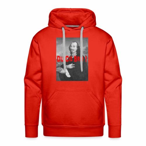 Corneille - Sweat-shirt à capuche Premium pour hommes