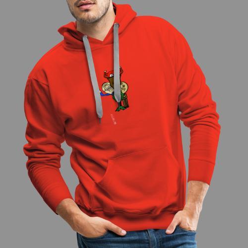 the Drover's - Mannen Premium hoodie