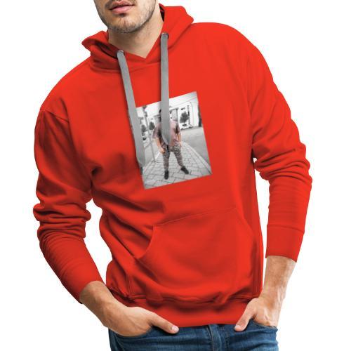 DenniBox Grau bild - Männer Premium Hoodie