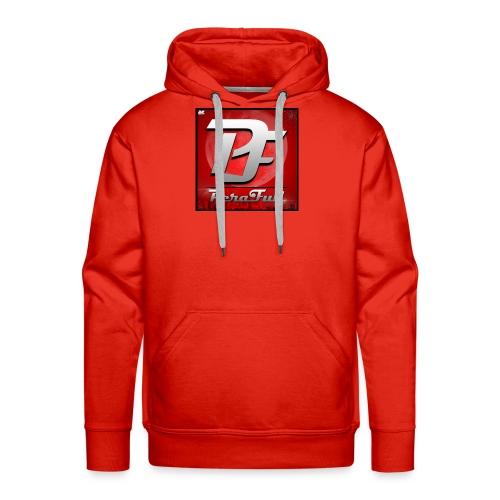 PeraFull Logo 2016 - Sudadera con capucha premium para hombre