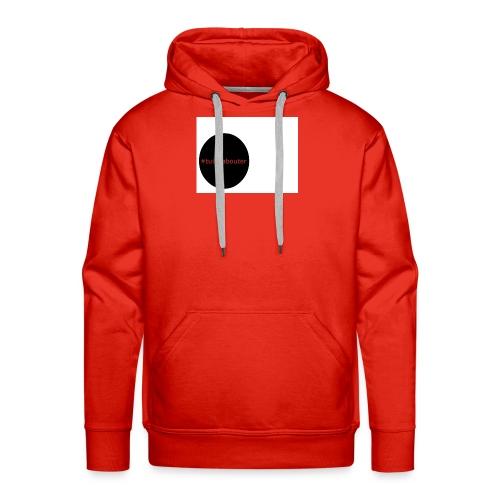 #tuinkabouter - Mannen Premium hoodie