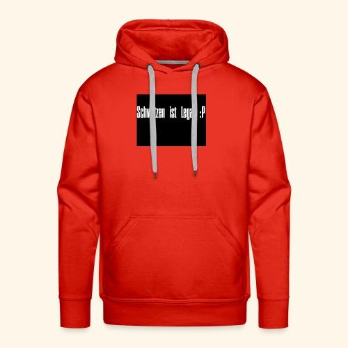 Minecraft Bedwars - Männer Premium Hoodie
