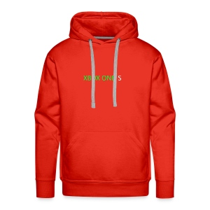 console T-shirt - Sweat-shirt à capuche Premium pour hommes