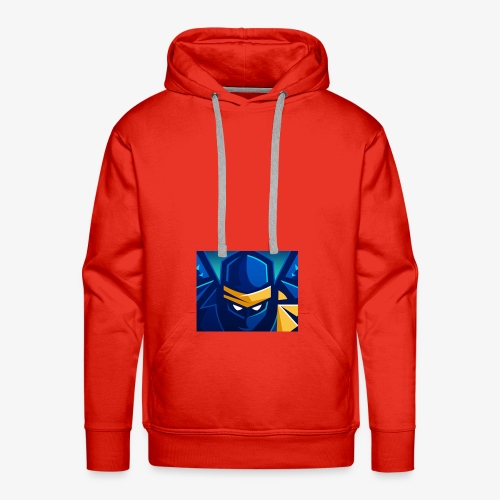 If you want to be a ninja like me buy my merch - Men's Premium Hoodie