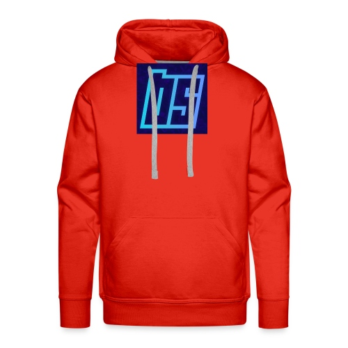 backgrounder_-17- - Men's Premium Hoodie