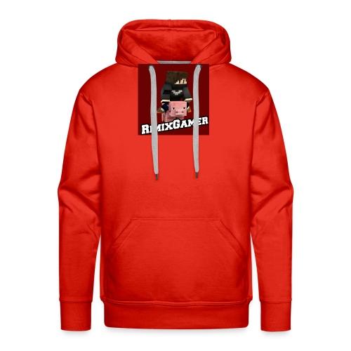 Das Logo von RimixGamer - Männer Premium Hoodie