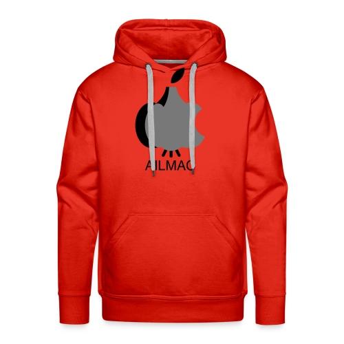 AILMAC - Sweat-shirt à capuche Premium pour hommes